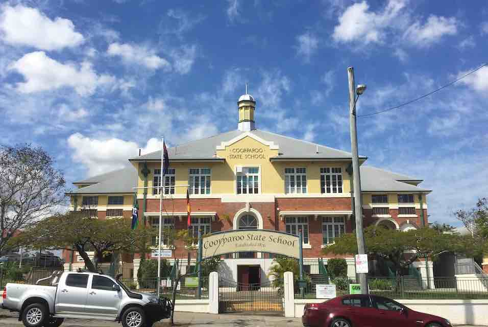 Coorparoo State School