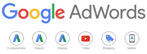 Google Adwords Multiple Logos